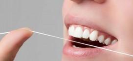 خيط الأسنان