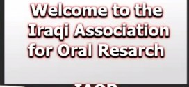 Iraqi Association for Oral Research/ IAOR